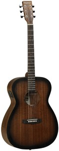 Tanglewood Crossroads Folk Acoustic Electric Guitar (Whiskey Barrel Burst)