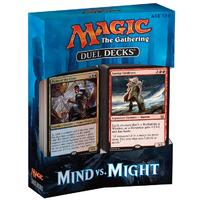 Magic: The Gathering - Duel Deck: Mind vs Might (Trading Card Game)
