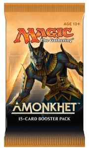 Magic: The Gathering Amonkhet Boosters