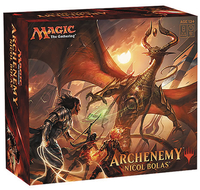 Magic: The Gathering - Archenemy: Nicol Bolas (Trading Card Game) - Cover