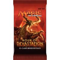 Magic: The Gathering - Hour of Devastation Booster (Trading Card Game)