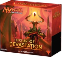 Magic: The Gathering - Hour of Devastation Bundle (Trading Card Game) - Cover