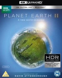 Planet Earth II (4K Ultra HD + Blu-ray) - Cover