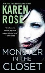 Monster in the Closet - Karen Rose (Paperback)