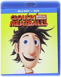 Cloudy With a Chance of Meatballs (Region A Blu-ray) - Cover