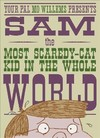 Sam, the Most Scaredy-cat Kid in the Whole World - Mo Willems (Hardcover)