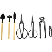 Fragram - Bonsai Tool Kit (7 Piece Set)