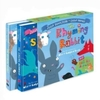 Singing Mermaid and the Rhyming Rabbit Board Book Gift Slipcase - Julia Donaldson (Multiple copy pack)