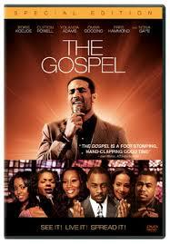The Gospel (DVD) - Cover