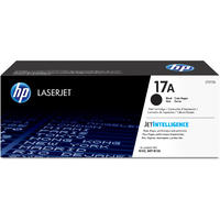 HP - 17A Black Toner Cartridge-1600 Pages
