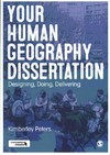 Your Human Geography Dissertation - Kimberley Peters (Paperback)