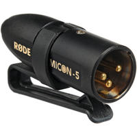 Rode Micon-5 Adaptor for 3-Pin XLR