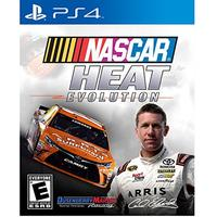 NASCAR Heat Evolution (PS4) - PlayStation 4 (Video Game)