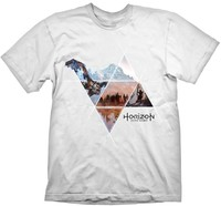 Horizon Zero Dawn Vast Lands T-Shirt (Large) - Cover
