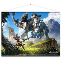 "Horizon Zero Dawn Wallscroll ""Cover Art"""