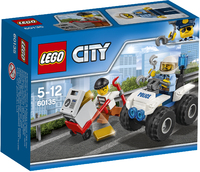 LEGO® City Police - ATV Arrest - Cover