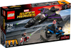 LEGO® Super Heroes - Black Panther Pursuit Cover