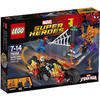 LEGO® Super Heroes - Spider-Man: Ghost Rider Team-up
