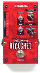 Digitech Ricochet Whammy Pitch Shift Guitar Effects Pedal (Red)
