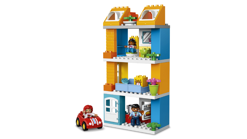 Lego Duplo Town Family House 69 Pieces Hobbies Toys Online