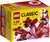 LEGO® Classic - Red Creativity Box