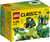 LEGO® Classic - Green Creativity Box