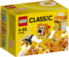 LEGO® Classic - Orange Creativity Box