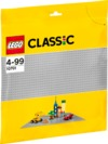 LEGO® Classic - Gray Baseplate
