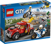 LEGO® City Police - Tow Truck Trouble (144 Pieces)