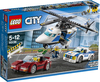 LEGO® City Police - High-speed Chase (294 Pieces)