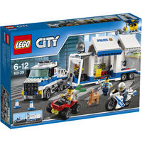 LEGO® City Police - Mobile Command Center