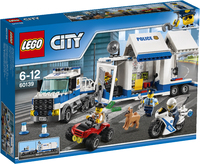 LEGO® City Police - Mobile Command Center (374 Pieces) - Cover