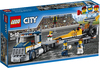 LEGO® City Great Vehicles - Dragster Transporter