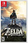 The Legend of Zelda: Breath of the Wild (US Import Switch)