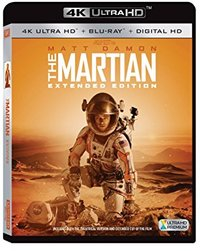 The Martian (4K Ultra HD + Blu-Ray)