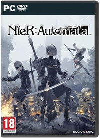 NieR: Automata (PC) - Cover