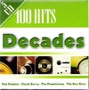 Various Artists - 100 Hits - Decades (CD) Cover