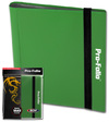 BCW - Pro-Folio 4-Pocket Album - Green
