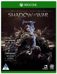 Middle-Earth: Shadow of War (Xbox One) - Cover