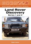 Land Rover Discovery Maintenance and Upgrades Manual, Series 1 and 2 - Ralph Hosier (Hardcover)