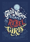 Good Night Stories For Rebel Girls - Elena Favilli (Hardcover)