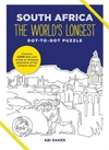 South Africa: the World's Longest Dot-to-Dot Puzzle - Abi Daker (Hardcover)