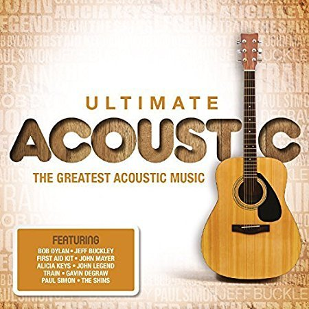Various artists ultimate acoustic cd music online for Cover jones motor company