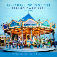 George Winston - Spring Carousel (CD) - Cover