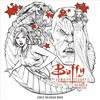 Buffy the Vampire Slayer: Big Bads & Monsters Adult Coloring Book - Fox (Paperback)