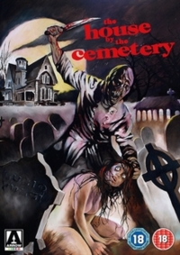 House By the Cemetery (DVD) - Cover