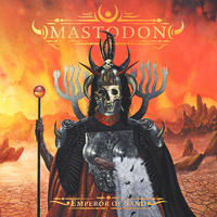 Mastodon - Emperor of Sand (CD)