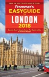 Frommer's Easyguide to London 2018 - Jason Cochran (Paperback)