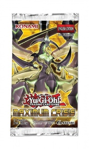 Yu-Gi-Oh! - Maximum Crisis Booster (Trading Card Game) - Cover
