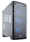 Corsair Crystal Series 570X Midi-Tower Computer Chassis - Crystal (no PSU)
